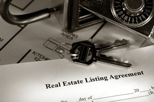 There are different types of listing agreements to consider when working with an agent